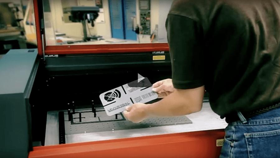 Tecnología de procesamiento digital de materiales mediante láser