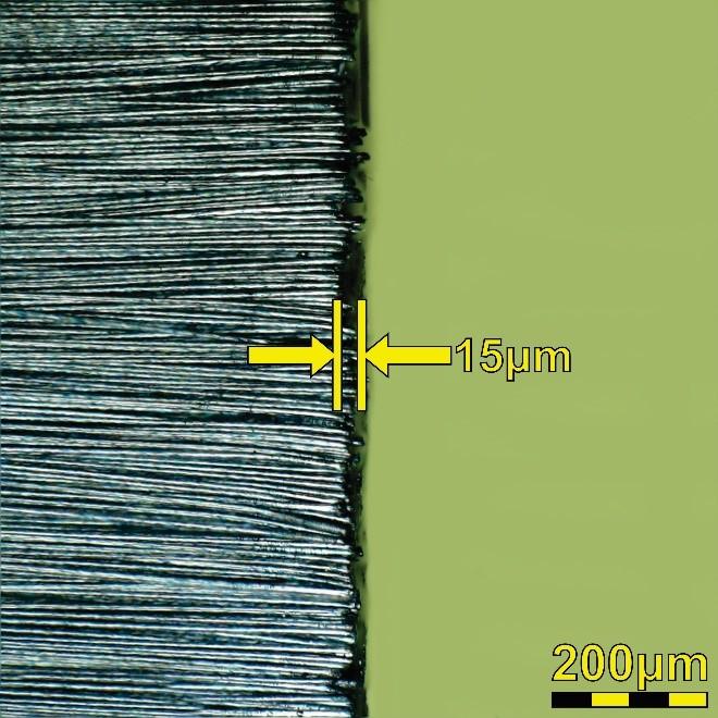 Hexcel HexForce 282 Carbon Fabric Figure 2