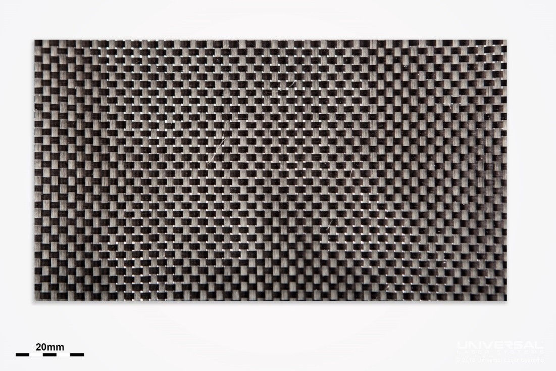 Hexcel HexForce 282 Carbon Fabric Figure 3
