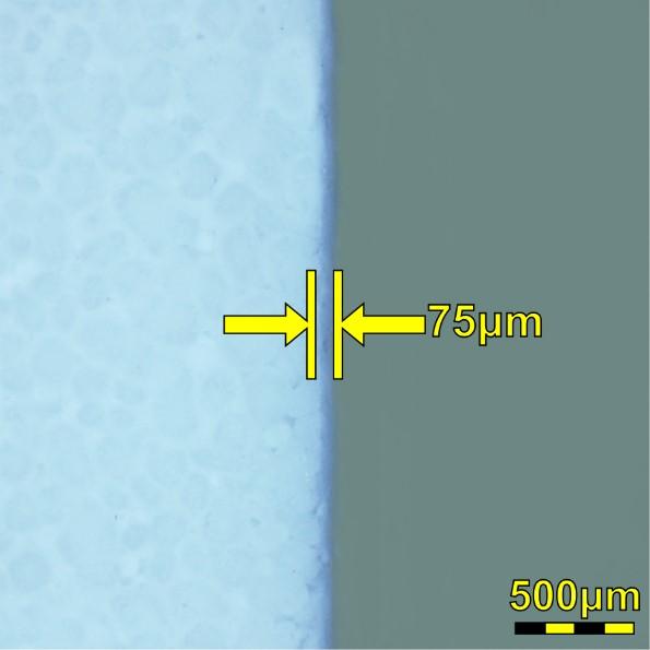 Porex Microporous PTFE 7751 Figure 2