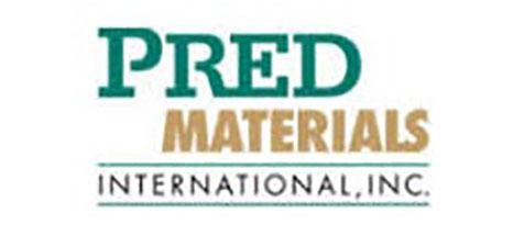 PRED Materials Logo