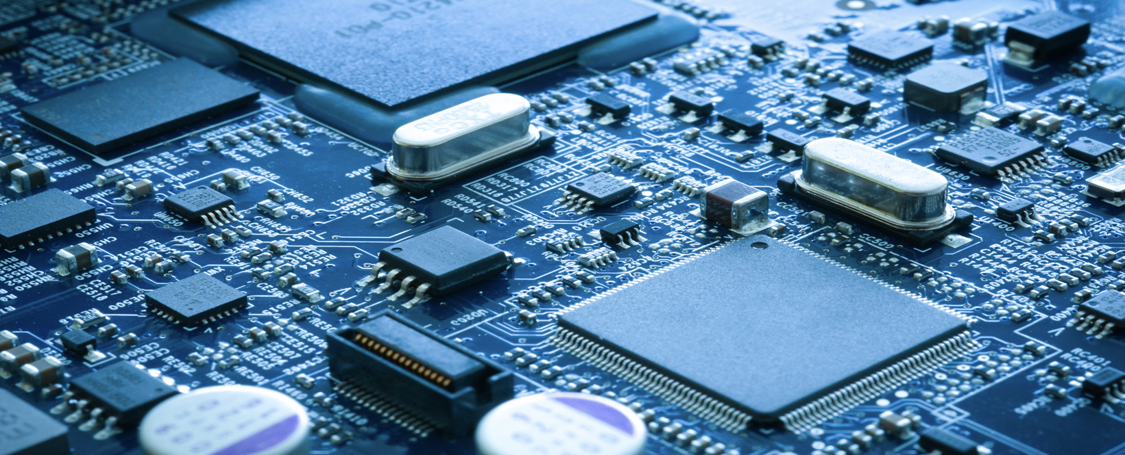 Electronics Industry Header