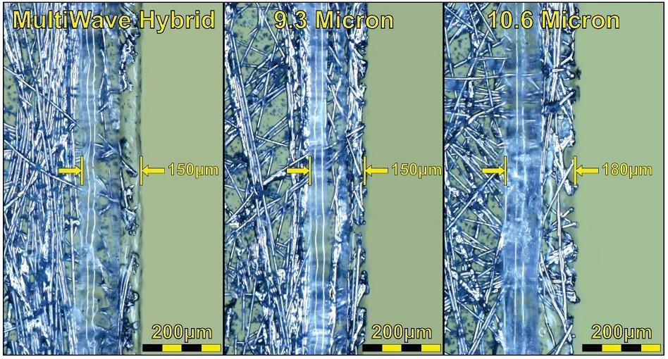 Microscopy images