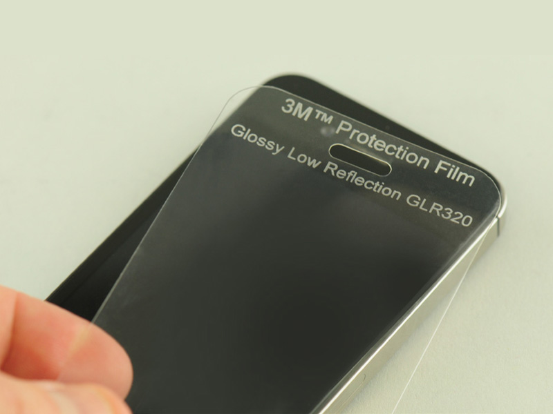 3M™ Protection Film Laser Cut and Marked in Single Manufacturing Step