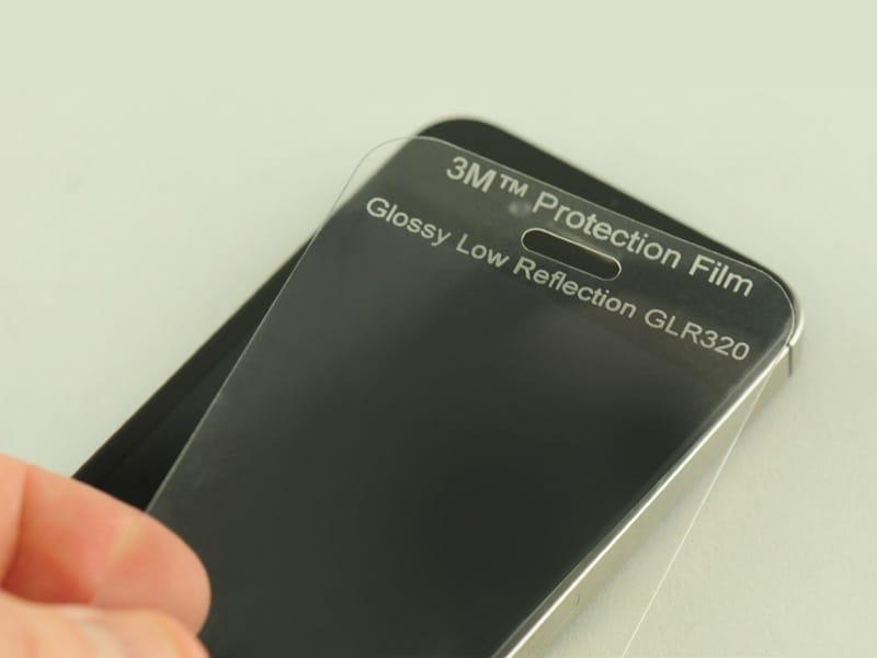 Taglio e marcatura laser della pellicola protettiva 3M™ in una sola fase produttiva