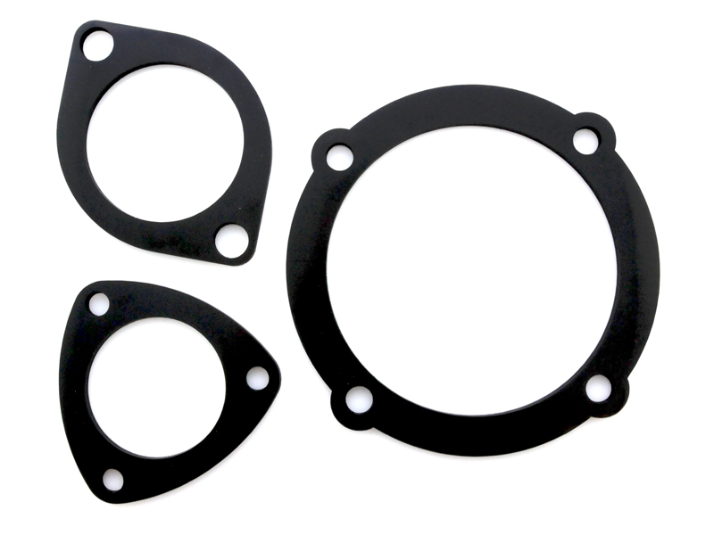Viton® Laser Cut into Gaskets
