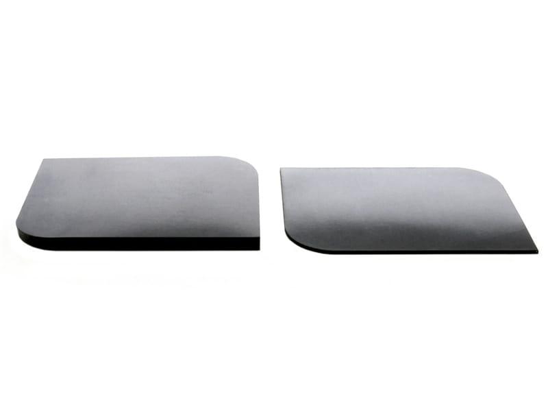 قطع ®Viton بالليزر في نماذج سميكة ورقيقة
