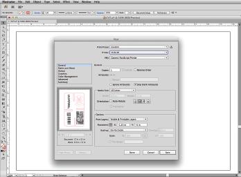 DLMP Technology Print Import File