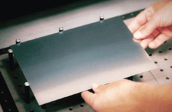 Carga de material con tecnología DLMP