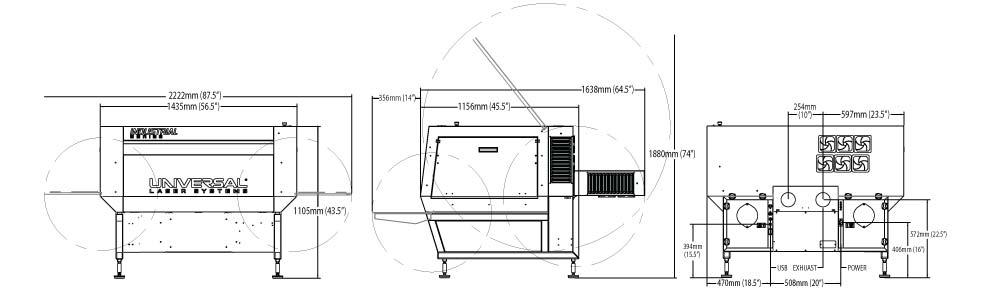 ILS9.75 Specs
