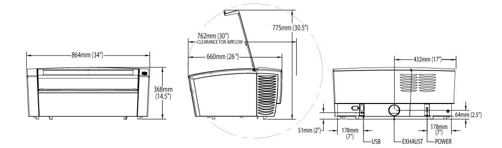 VLS3.50 Specs