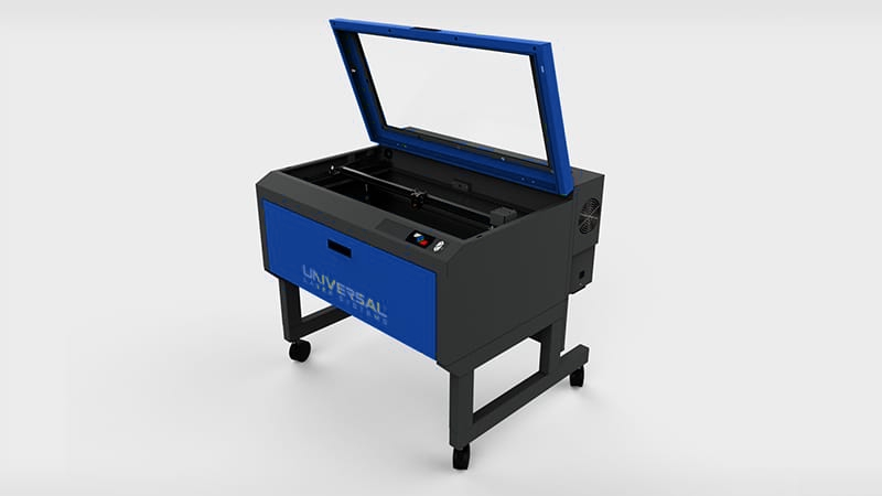 VLS675 rightangle blue