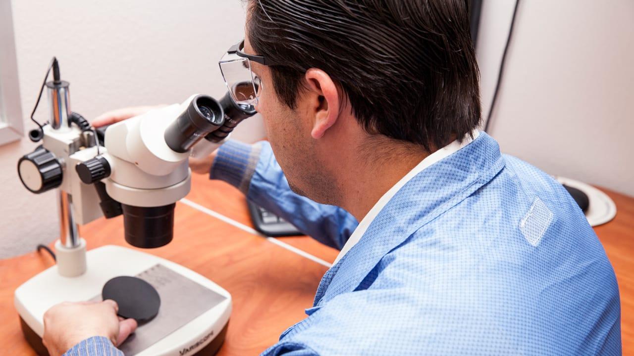 Laboratorio de pruebas del AMPC