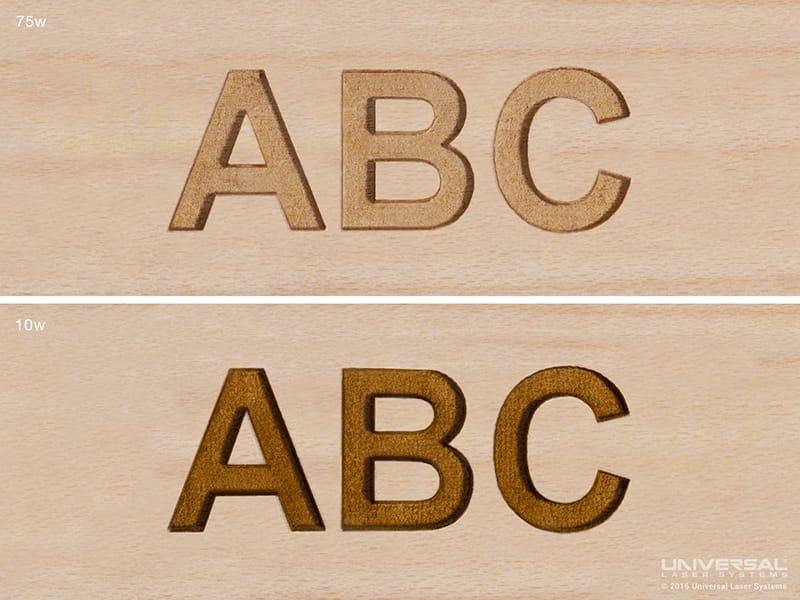 madera-cerezo-grabada-láser-75-10-vatios